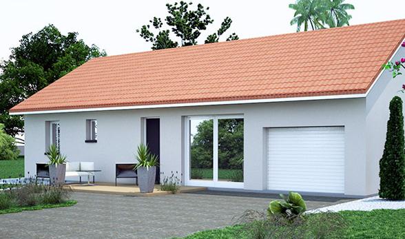 P2A Construction maison à étage